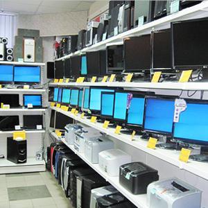 Компьютерные магазины Крутихи