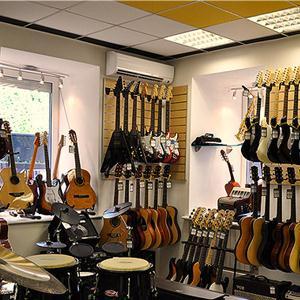 Музыкальные магазины Крутихи