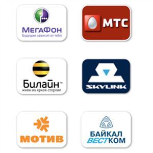 Операторы сотовой связи Крутихи