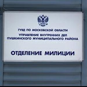 Отделения полиции Крутихи