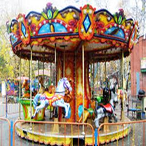 Парки культуры и отдыха Крутихи