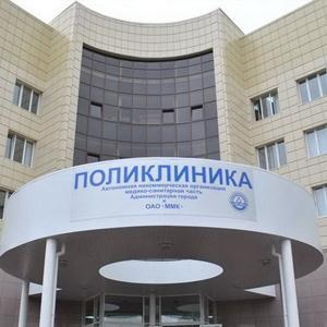 Поликлиники Крутихи