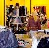 Магазины одежды и обуви в Крутихе