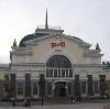 Железнодорожные вокзалы в Крутихе