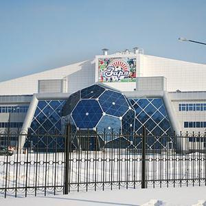 Спортивные комплексы Крутихи