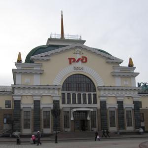 Железнодорожные вокзалы Крутихи